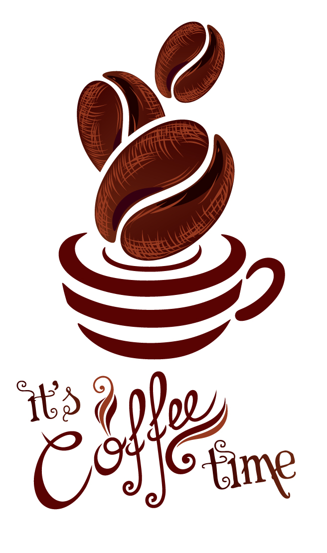 clipart coffee time - photo #48